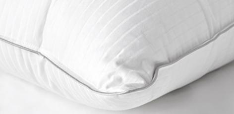 Luxurious Siberian Goose Down Soft Pillow