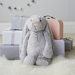 Jellycat Bashful Bunny Huge Toy