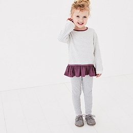 Stripe Jumper & Legging Set (1-6yrs)