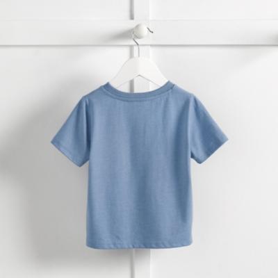 Shark Motif T-Shirt (1-5yrs)