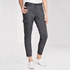 Skinny Cargo Pants - Eclipse