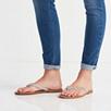 Slip On Flat Sandals