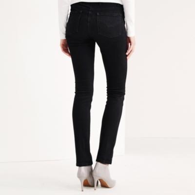 Black Skinny Jeans - Black