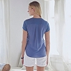 Silk Mix T-Shirt