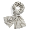 Sketch Print Scarf - Natural