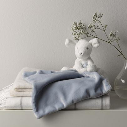 White Blue