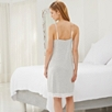 Stripe Lace Night Gown
