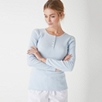 Sleep Rib Henley Top