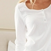 Sleep Henley Top