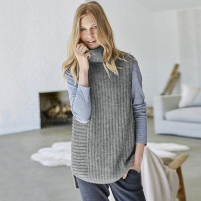 Cashmere Long Sleeve T-Shirt