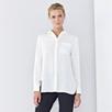 Silk Longline Shirt