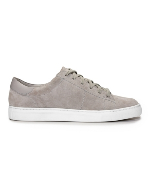 Suede Lace up Sneakers