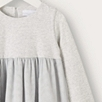 Long-Sleeve Tutu Dress