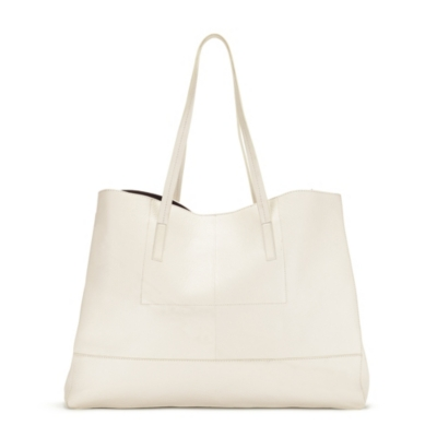 The Summer Tote Bag - Chalk