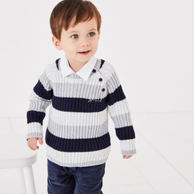 Smile Sweater - The White Company
