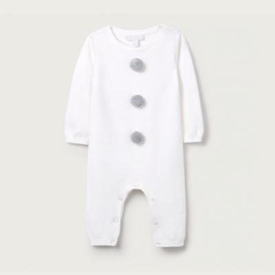 Snowman Romper