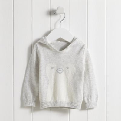 Snowy Penguin Hoodie