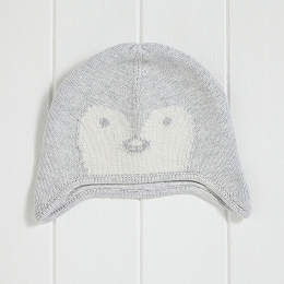 Snowy Penguin Hat