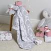 Snowy Penguin Blanket