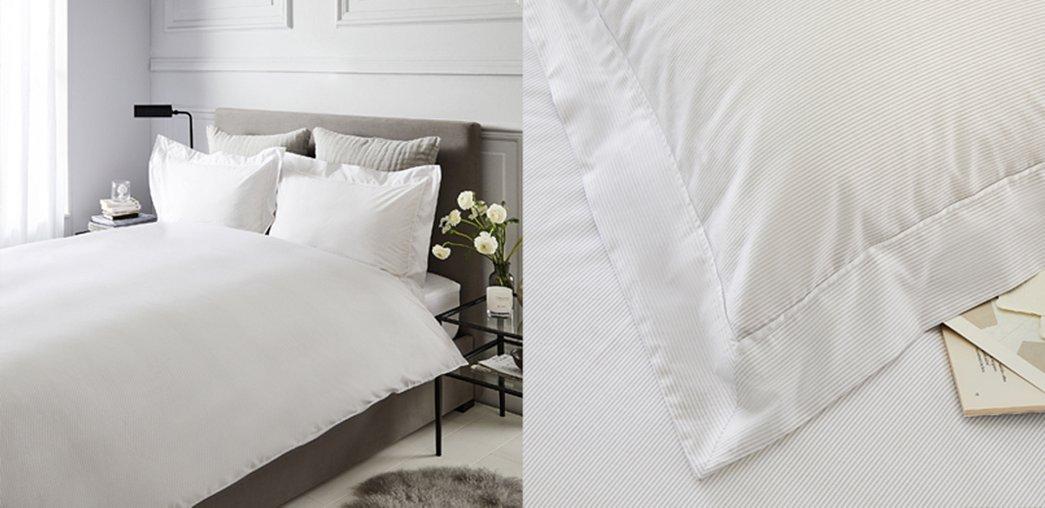 Somerton Stripe Bed Linen Set