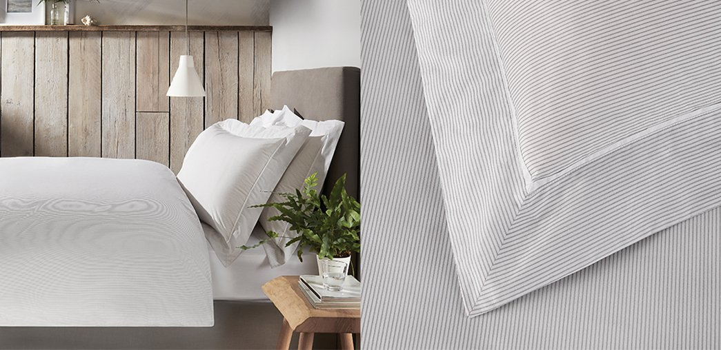 Somerton Stripe Bed Linen Set
