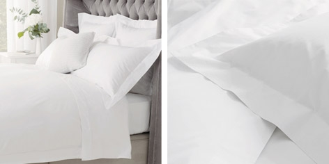 600 Thread Count Egyptian Cotton Bed Linen -