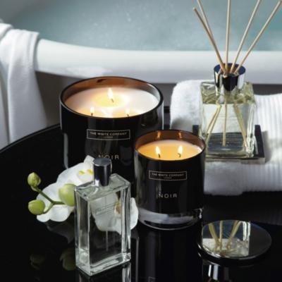 Fine Fragrance 3-wick Lid
