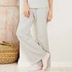 Stripe Pajama Bottom  - Cloud Marl