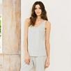 Stripe Pajama Vest