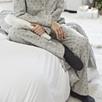 Star Print Flannel Pajama Bottoms