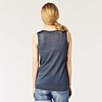 Sparkle Knitted Vest - Midnight