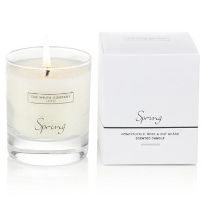 Spring Signature Candle