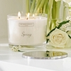 Spring Large Candle
