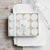 Buy Unscented Tealights from The White Company