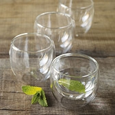 Buy Glass Mugs - Set of 4 from The White Company