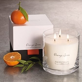 Buy Orange Grove Large 3-Wick Candle from The White Company