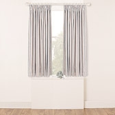 Buy Stripe Curtains from The White Company