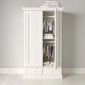 Buy Classic Small Wardrobe from The White Company