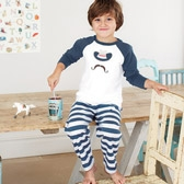 Buy Cowboy Applique Jersey Pyjamas from The White Company