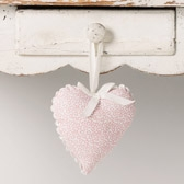 Buy Daisy Heart Decoration from The White Company
