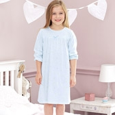 Buy Daisy Empire Jersey Nightdress from The White Company