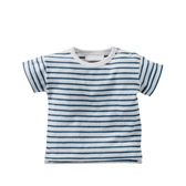Buy Baby Turn-Up Cuff T-Shirt from The White Company