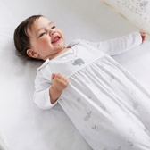 Buy Elephant Baby Sleeping Bag 2.5 Tog from The White Company