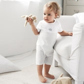 Buy Elephant Stripe Shortie from The White Company