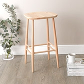 Buy Ercol Bar Stool - Natural from The White Company