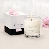 Buy Geranium Signature Candle from The White Company