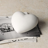 Buy Porcelain Heart - Small from The White Company