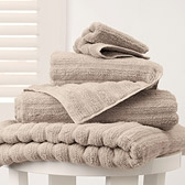 Buy Hydrocotton Towels - Nude from The White Company