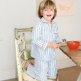 Buy Harry Stripe Pyjamas from The White Company