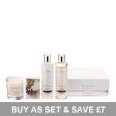 Buy White Lavender Luxury Set from The White Company